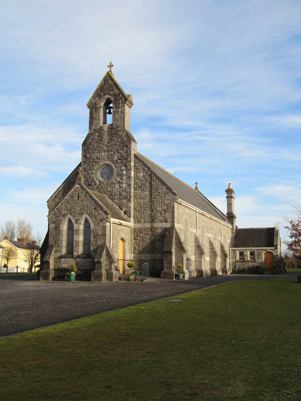 1931 – Our Lady of Lourdes Church, Creagh, Ballinasloe, Co. Galway