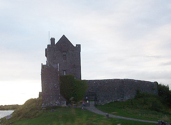 1520 – Dunguaire Castle, Kinvara, Co. Galway