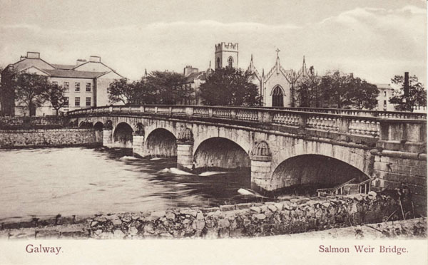 1819 &#8211; Salmon Weir Bridge, Galway