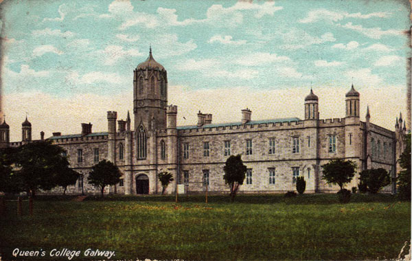 1850 &#8211; University College Galway