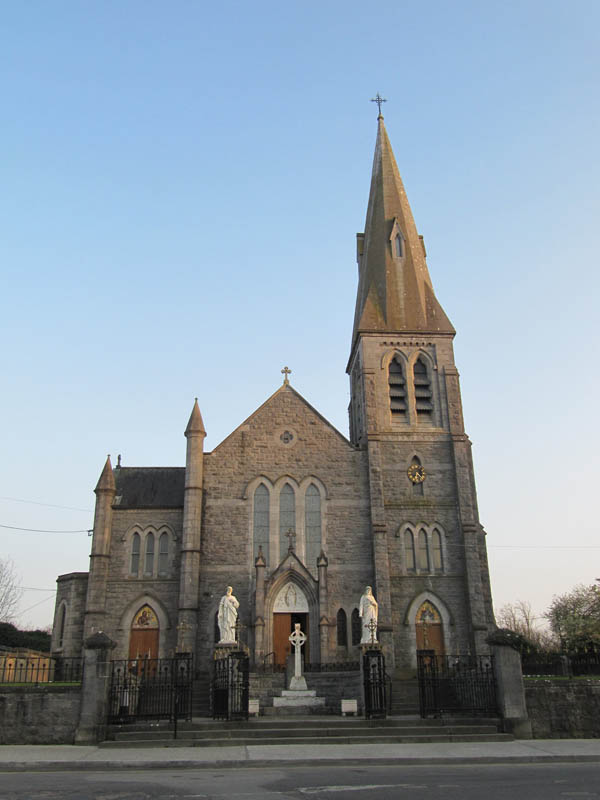 1938 &#8211; St. Colman&#8217;s Church, Gort, Co. Galway