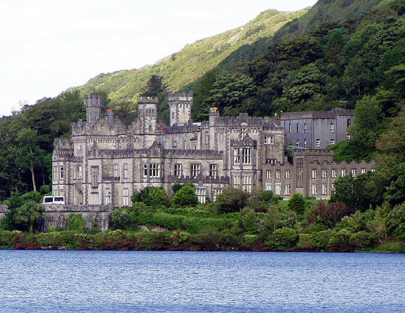 1865 &#8211; Kylemore Abbey, Co. Galway