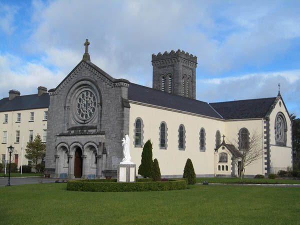 1899 &#8211; Carmelite Abbey, Loughrea, Co. Galway