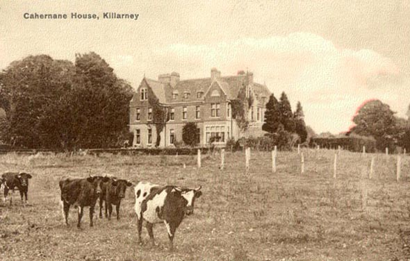 1877 &#8211; Cahernane House, Killarney, Co. Kerry