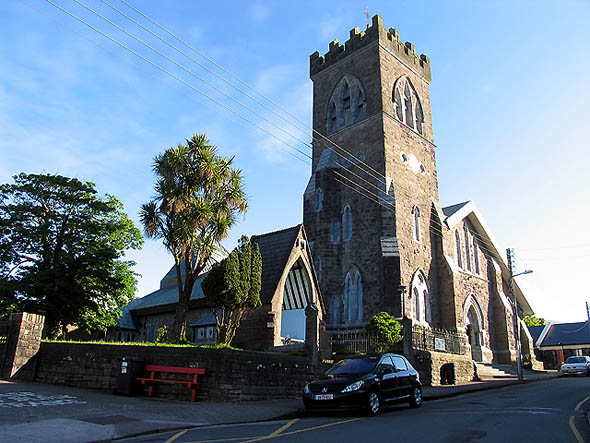 1862 – St. Mary's Church, Dingle, Co. Kerry