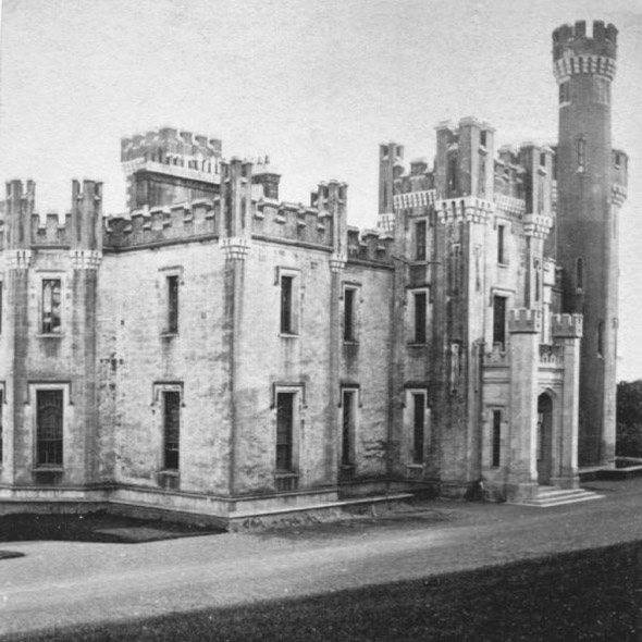 1839 &#8211; Dromore Castle, Templenoe, Co. Kerry