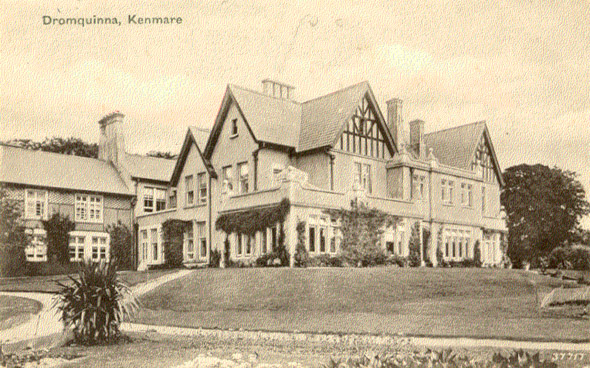1890 &#8211; Dromquinna House, Kenmare, Co. Kerry