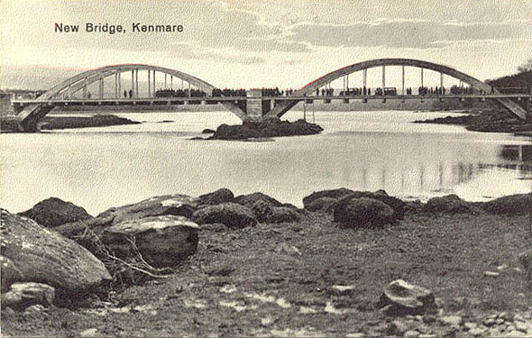 1933 &#8211; Bridge, Kenmare, Co. Kerry