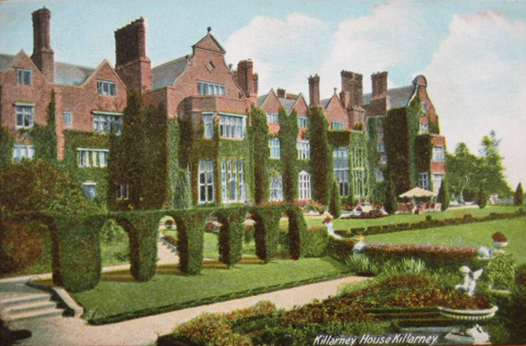 1878 &#8211; Killarney House, Co. Kerry