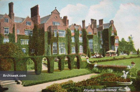 1878 – Killarney House, Co. Kerry