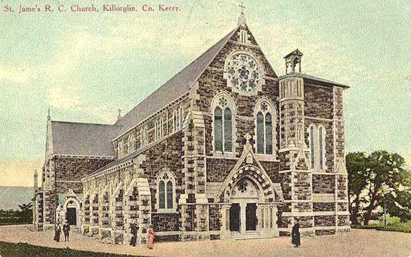 1890 &#8211; St. James Church, Killorglin, Co. Kerry