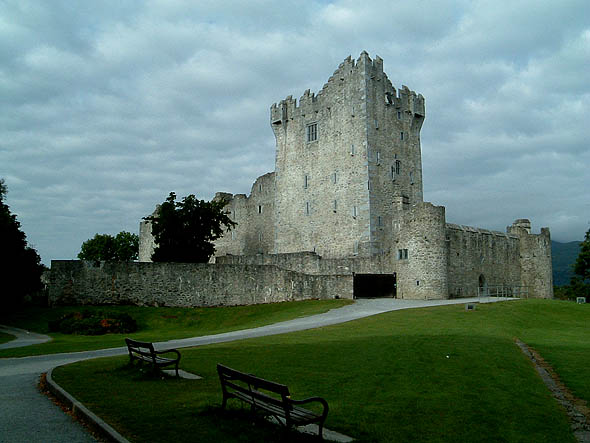 1480 (circa) – Ross Castle, Killarney, Co. Kerry