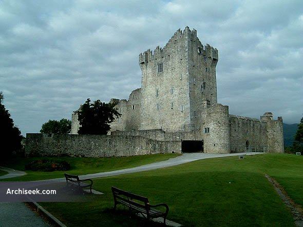 1480 (circa) – Ross Castle, Killarney, Co. Kerry