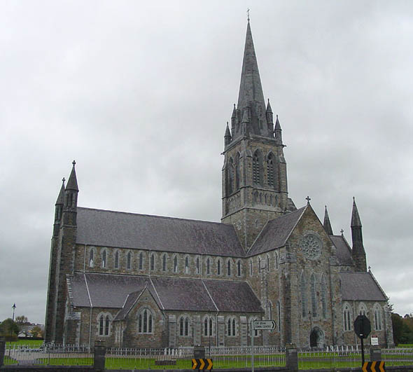 1840 &#8211; St. Mary&#8217;s Cathedral, Killarney, Co. Kerry