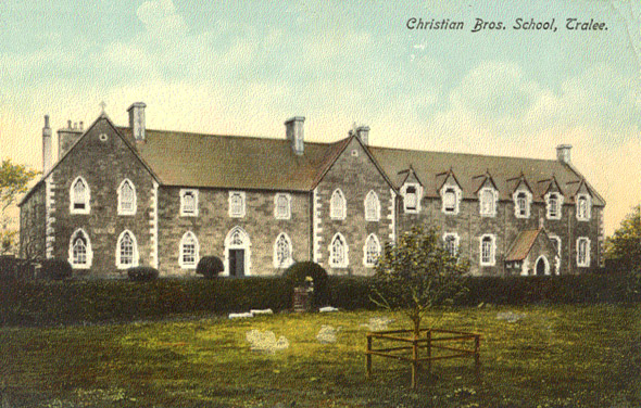 1870 – St Joseph's Industrial School, Tralee, Co. Kerry
