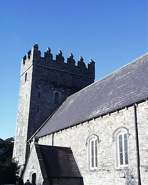 1630 – St Mary's Church of Ireland, Maynooth, Co. Kildare