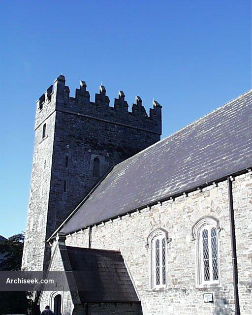 1630 – St Mary's Church of Ireland, Maynooth, Co. Kildare