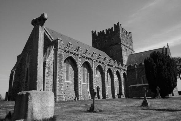 1223 – St. Brigid's Cathedral, Kildare, Co. Kildare