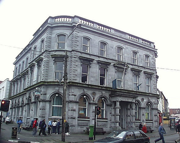 1870 &#8211; Former Bank of Ireland, Kilkenny, Co. Kilkenny