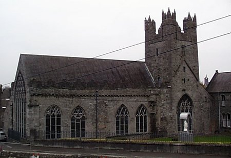 1225 &#8211; The Black Abbey, Kilkenny, Co. Kilkenny