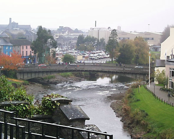 1910 &#8211; John&#8217;s Bridge, Kilkenny, Co. Kilkenny