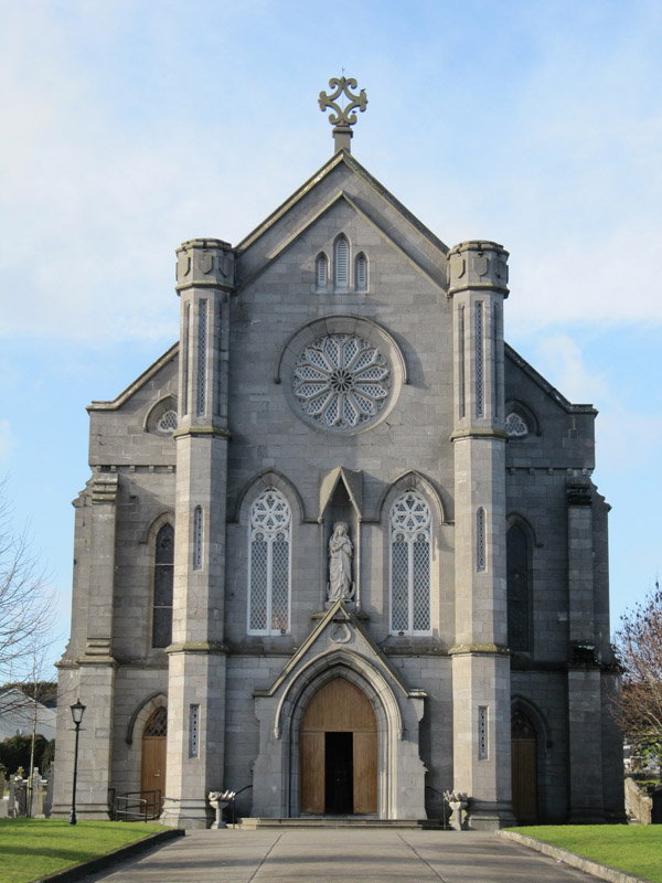 1849 &#8211; Church of the Immaculate Conception, Castlecomer, Co. Kilkenny