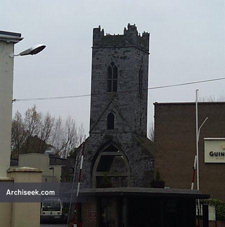 1245 – St. Francis Abbey, Kilkenny, Co. Kilkenny