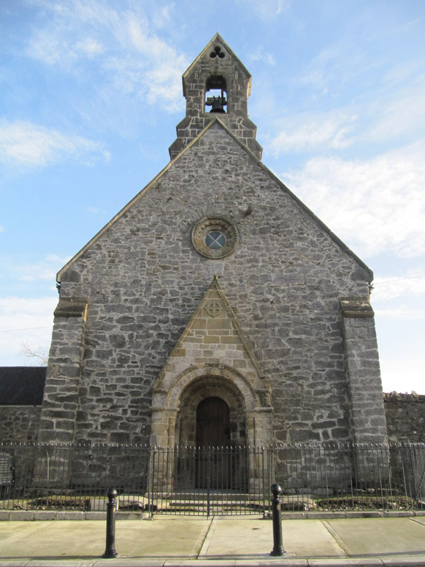 1731 &#8211; Church of Saint Lachtan, Freshford, Co. Kilkenny.