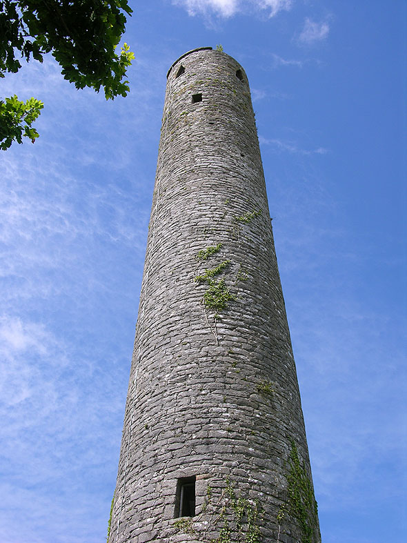 10th C. – Grangefertagh Round Tower, Co. Kilkenny