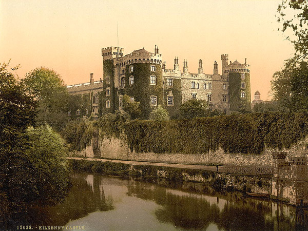 1837 &#8211; Kilkenny Castle, Co. Kilkenny