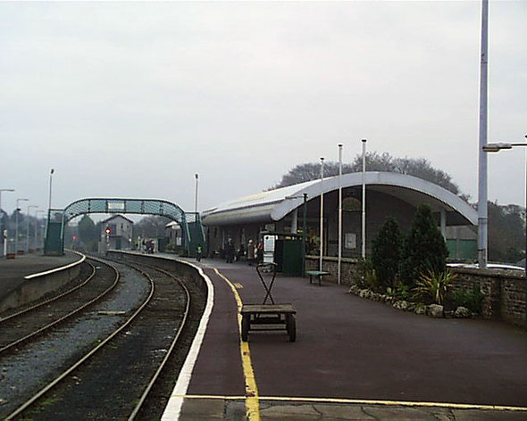 2000 &#8211; Railway Station, Kilkenny, Co. Kilkenny