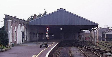 1847 – Old Railway Station, Kilkenny, Co. Kilkenny