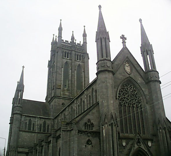 1857 &#8211; St. Mary&#8217;s Cathedral, Kilkenny, Co. Kilkenny