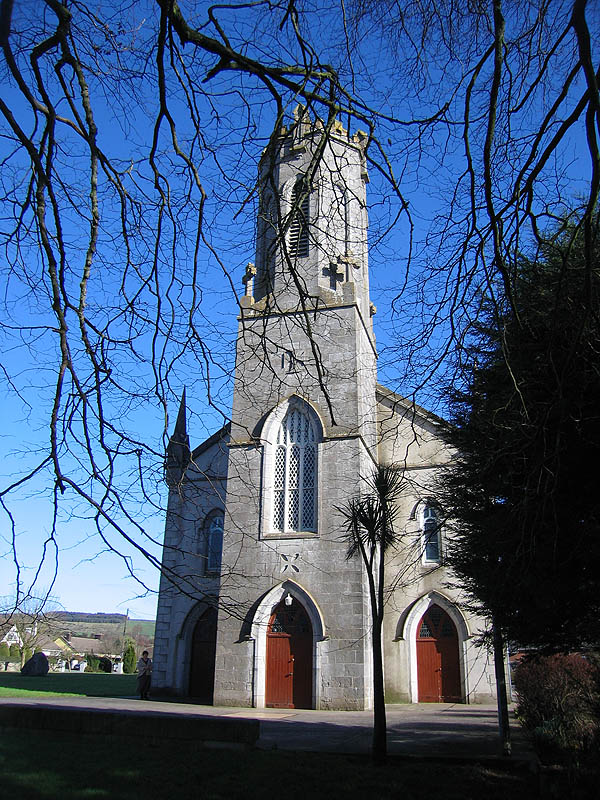 1840 – St. Patrick's Church, Ballyroan, Co. Laois