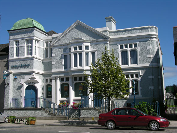 1909 – Bank of Ireland, Abbeyleix, Co. Laois