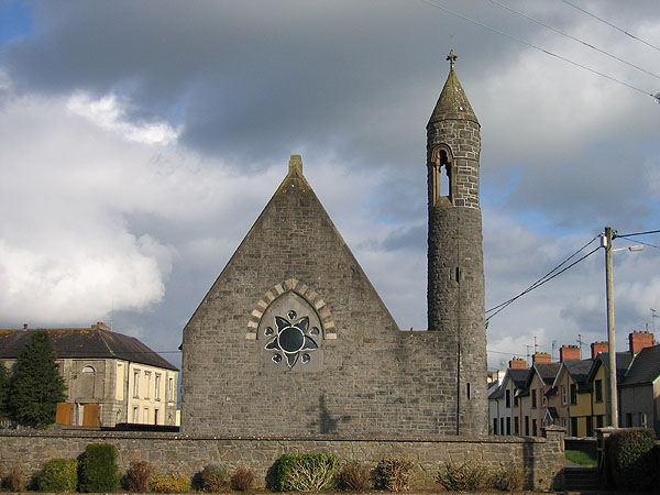 1869 – St Mark's Church of Ireland, Borris-in-Ossory, Co. Laois