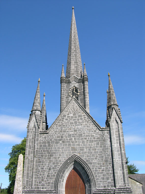 1865 &#8211; Church of Ireland, Abbeyleix, Co. Laois