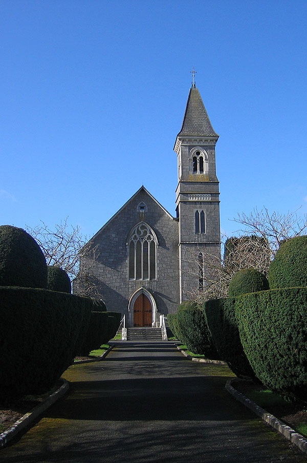 1866 – St. Paul's Church, Emo, Co. Laois