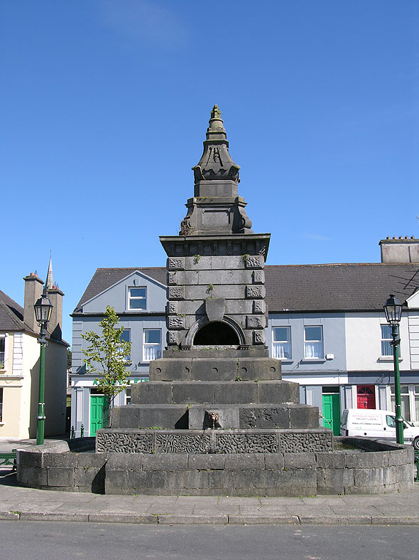 1860 – de Vesci Memorial, Abbeyleix, Co. Laois