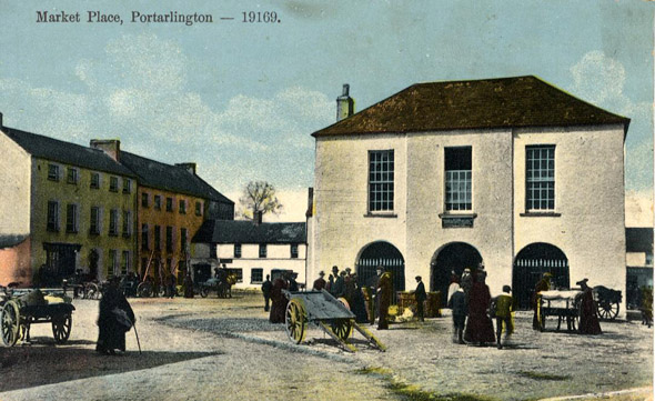 1800c – Market House, Portarlington, Co. Laois