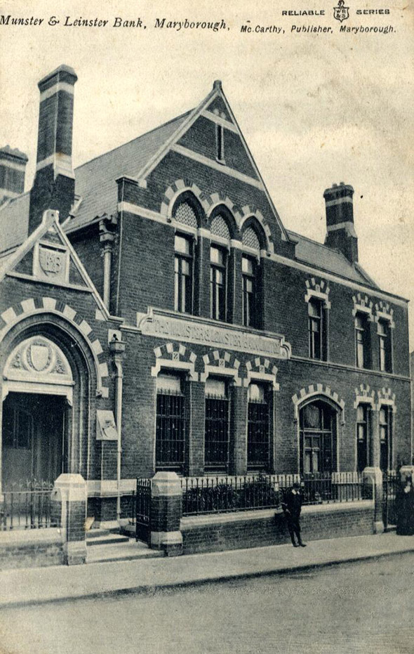1891 &#8211; Allied Irish Bank, Portlaoise, Co. Laois