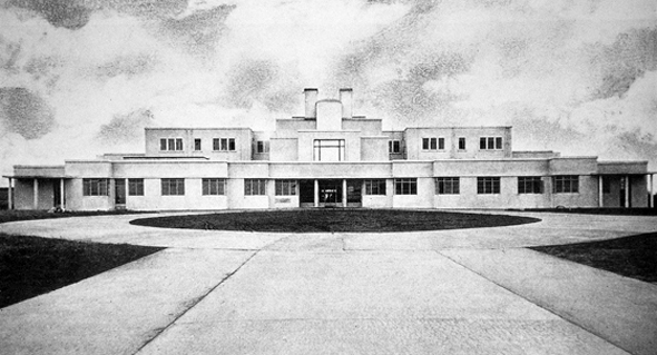 1935 &#8211; Hospital, Portlaoise, Co. Laois