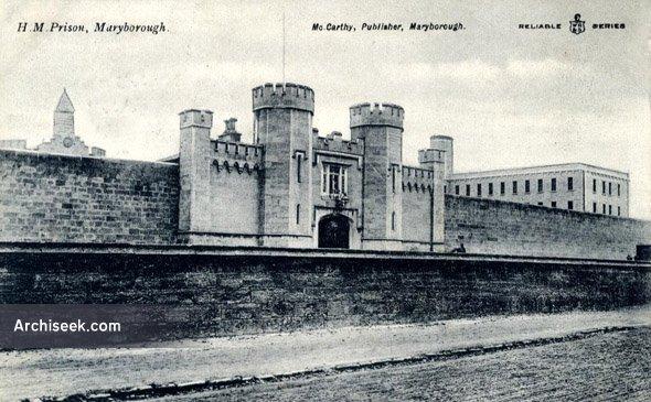 1830 – Prison, Portlaoise, Co. Laois