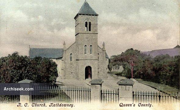 1830s – Church, Rathdowney, Co. Laois