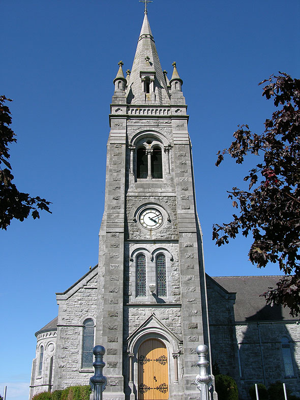 1895 – Church, Abbeyleix, Co. Laois