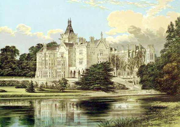 1832 – Adare Manor, Co. Limerick