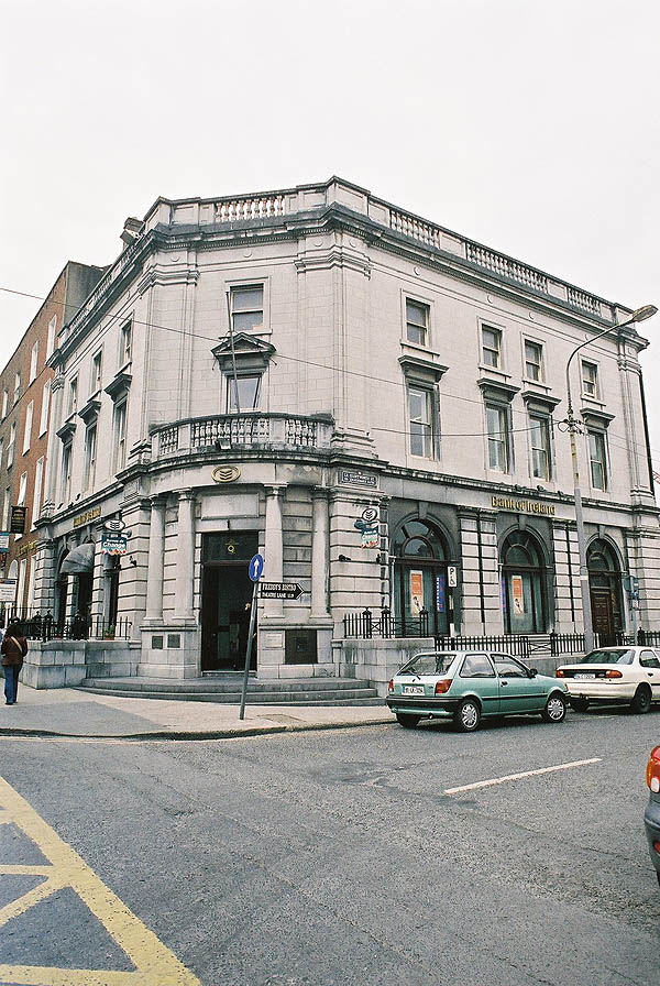 1884 – Bank of Ireland, O'Connell Street, Limerick