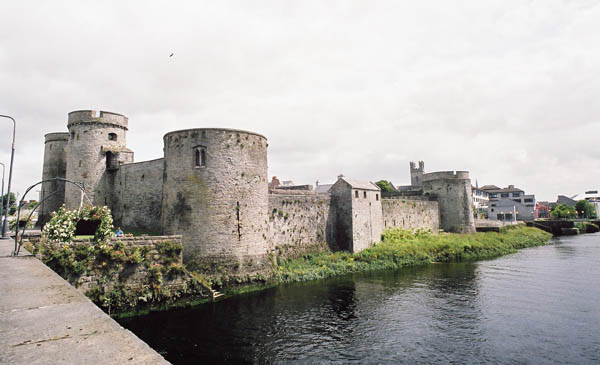 1210 – King John's Castle, Limerick