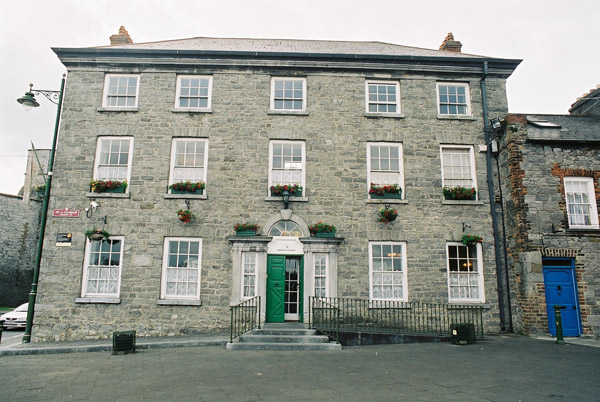 1740 – Former Archbishop's Palace, Limerick