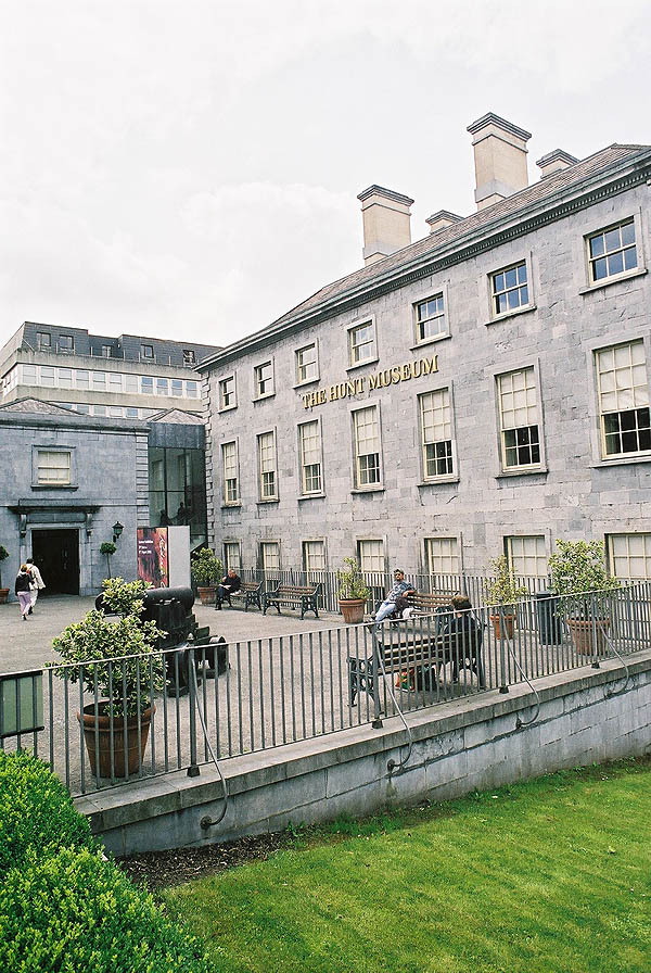 1769 &#8211; Hunt Museum (former Custom House), Limerick